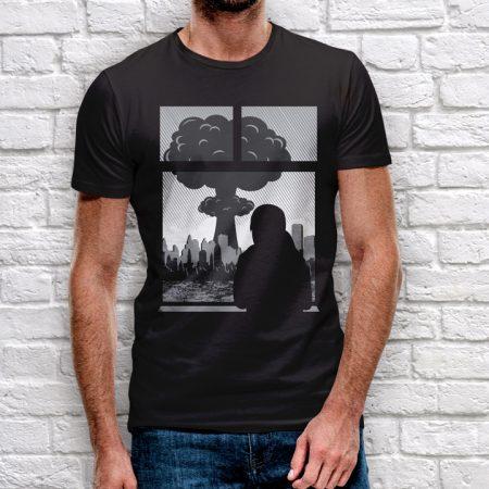 Bomb - T-shirt design