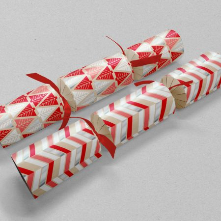 Kraft Christmas Crackers Design