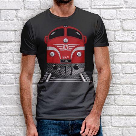 Train - T-shirt Design